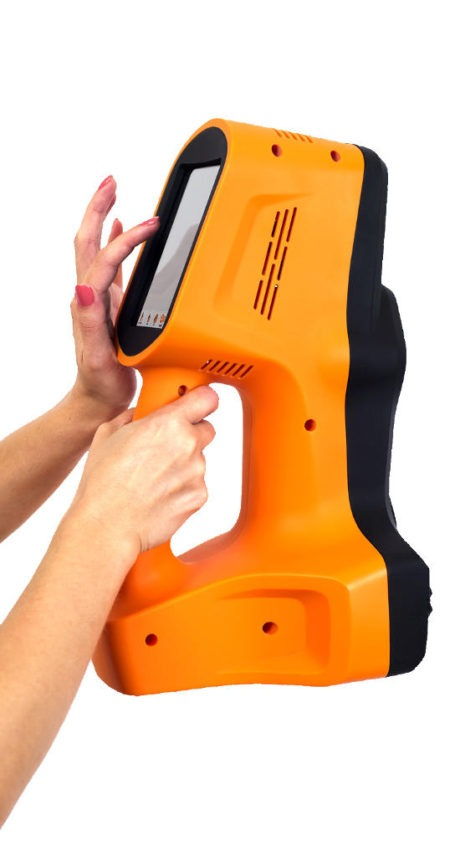 Ręczny skaner 3d THOR3D