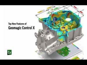 Co nowego w Geomagic Control X - wideo prezentacja