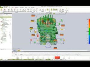 Geomagic Control x własne szablon raportów