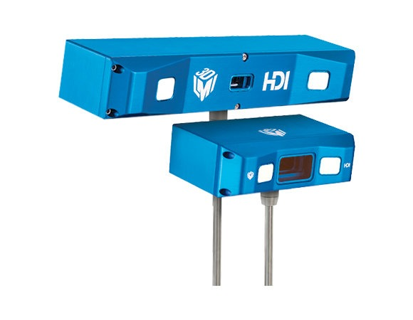 skaner 3d hdi 109 i 120 do integracji w środowisku przemysłowym ip67 wyzwalanie i sterowanie